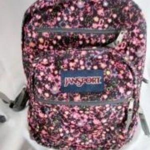 JANSPORT Travel Book BAG Backpack Rucksack Bag